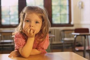 zvedavi otroci