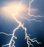električna razelektritev - strela
