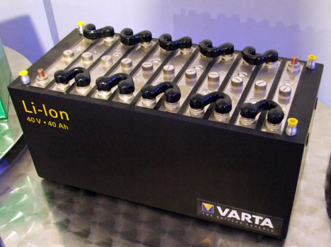 Li-ionski akumulator