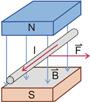 magnetna sila na tokovni vodnik